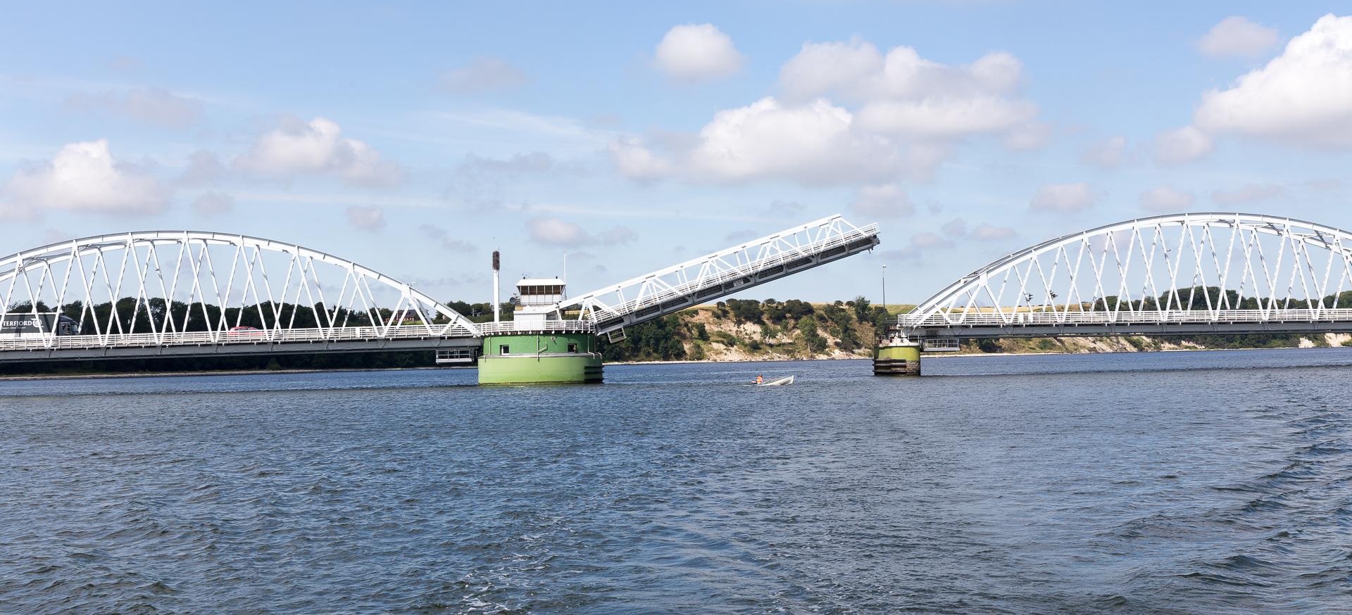 Vildsundbroen fra syd